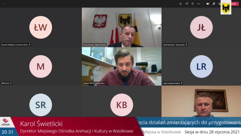 Uchwały o partnerstwie publiczno-prywatnym w Wasilkowie