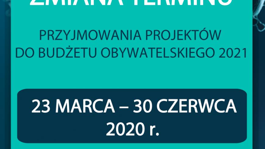Startuje Budżet Obywatelski 2021