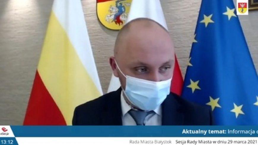 Stanowisko Rady Miasta Białystok w sprawie prześladowania Polaków na Białorusi
